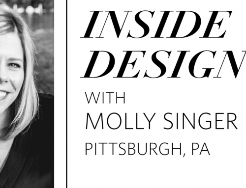 Inside Design with Molly Singer