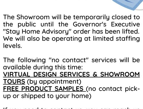 SHOWROOM CLOSED